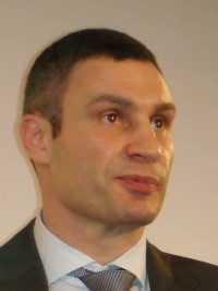 Kiev Mayor, Boxing Champion Vitalie Klitschko