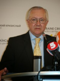 Fmr For. Min Boris Tarasyuk